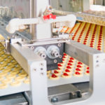 cookie production in factory assembly line food safety food traceability software for manufacturing