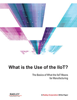 IIoT white paper for manufacturing