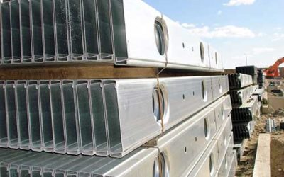 3 Benefits of a Steel Tracking System from Shop to Site