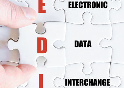What are the benefits of EDI