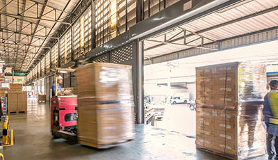 How to Improve the Warehouse Receiving Process